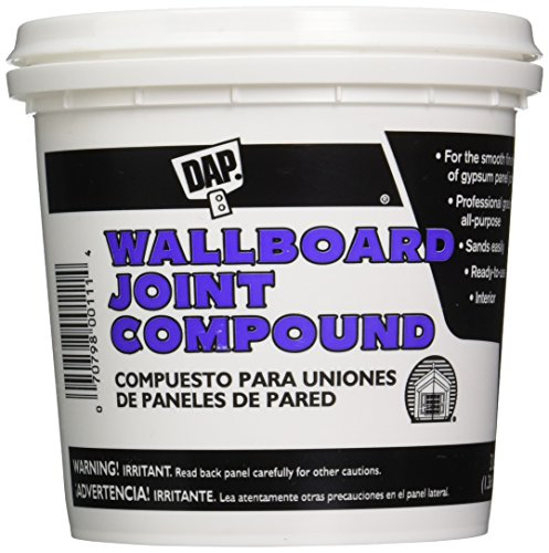 Dap 111 Phenopatch Wallboard Joint Compound, Off-White (Wallboard Joint)