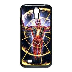 Pink Ladoo? Samsung S4 Case Phone Cover Hard Plastic Alex Grey Artistic Famous Painting wangjiang maoyi