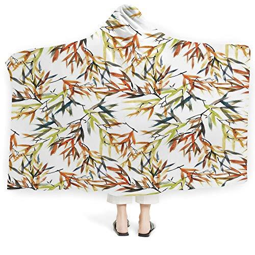 Throws Blanket Zebra Print Super Soft Warm Comfy Large Fleece Striped Zebra Animal Print Nature Wildlife Inspired Fashion Simple Illustration (Kids 50