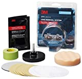 3m 39014 Headlight Lens Renewal Restoration Kit