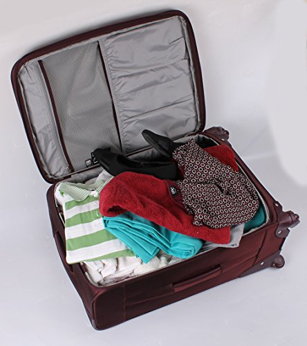 Bingonia - Set de 4 organizadores de maletas - Bolsa para zapatos de regalo incluida - Garantía de por vida - Una semana de liquidación (Verde): Amazon.es: ...