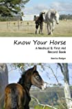 Know Your Horse, Monika Rodger, 0980683459