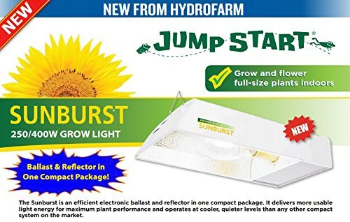 Sunburst HPS/MH Adjustable Digital Ballast Light Kit (Hps Ballast Kits)