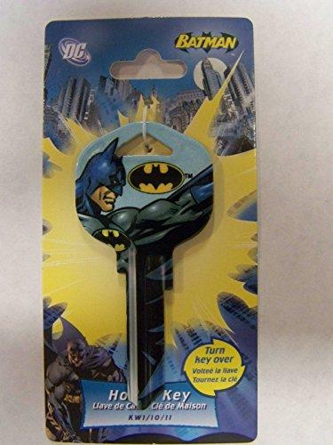 BATMAN KWIKSET HOUSE KW1/KW10 KEY BLANK - Kw10 Key Blank