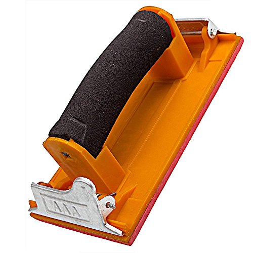 Cheap Hand Sander with Sponge Handle, Sand Paper Hand Tool with Sponge Handle hot sale