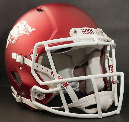 NCAA Riddell Arkansas Razorbacks Speed Full-Size Authentic Helmet by Riddell