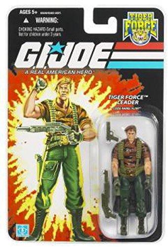 G.I. Joe 25th Anniversary Tiger Force: Flint (Tiger Force Leader) 3.75 Inch Action Figure -