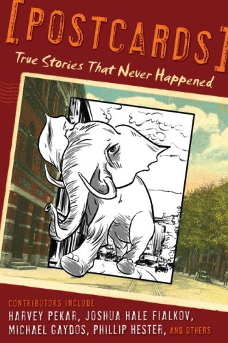"""Postcards - True Stories That Never Happened"" av Jason Rodriguez"