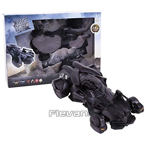 VIET FG DC Comics Justice League Batman 1:18 RC Batmobile PVC Action Figure Collectible Model Toy Gift with Retail Box- Gift for Your Kids