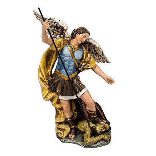 Renaissance Collection Exclusive Archangel Defeating product image