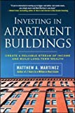 img - for Investing in Apartment Buildings: Create a Reliable Stream of Income and Build Long-Term Wealth (Real Estate) book / textbook / text book