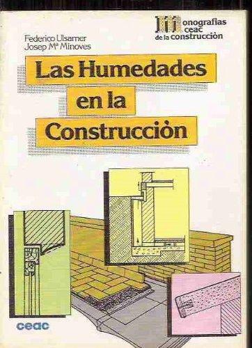 Descargar Libro Humedades En La Construccion,las F. Ulsamer