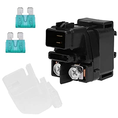 High Performance Starter Solenoid Relay Fits for Arctic Cat 400 DVX 2004-2008 31800-41G10: Automotive