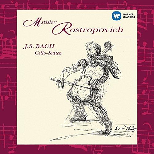Bach: Suites for Solo Cello No...