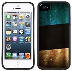 Estonia Flag Handmade iPhone 5C Black Case