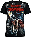 Call of Duty: Black Ops Zombies Men's T-Shirt, XX-Large
