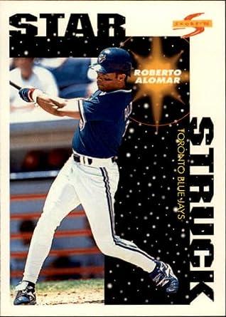 Amazoncom 1996 Score Baseball Card 365 Roberto Alomar S Mint