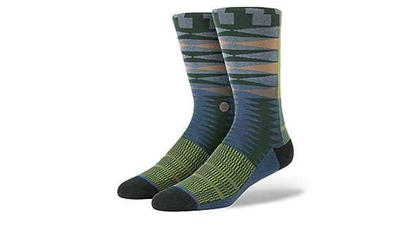Wasabi - traseros para tener acceso a postura calcetines de lana de color verde: Amazon.es: Deportes y aire libre