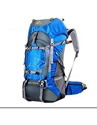 LightInTheBox FengTu 60L Outdoor Sport Bags Water-resistant Hiking Backpack Trekking Bag Backpacking/Climbing...