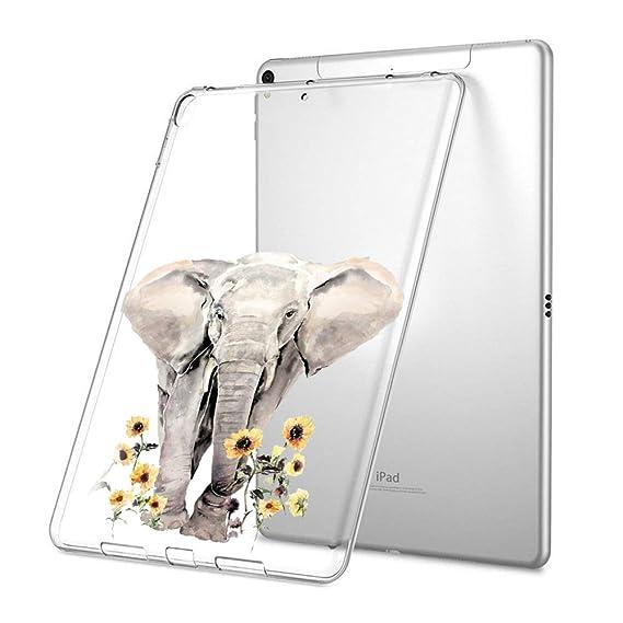 Flowers Whale iPad Pro 9.7 Case Polar
