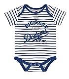 Los Angeles Dodgers Infant Onesie Size 12 Months Biggest Little Fan Bodysuit Creeper Stripes