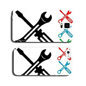 Pictograph tools in various colors cell phone cover case iPhone6 Plus
