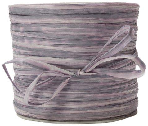 May Arts Ribbon, Purple Paper Rafia by May Arts