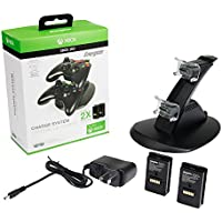 PDP Energizer Xbox 360 Power & Play Controller Charger...