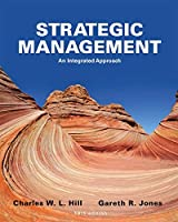 Strategic Management: An Integrated Approach, 10th Edition Front Cover