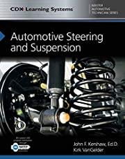 Automotive Steering and Suspension: CDX Master Automotive Technician Series