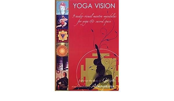 Girish- Yoga Vision [2007] [DVD] [NTSC] [Reino Unido ...