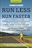 Run Less Run Faster, Bill Pierce and Scott Murr, 1609618025