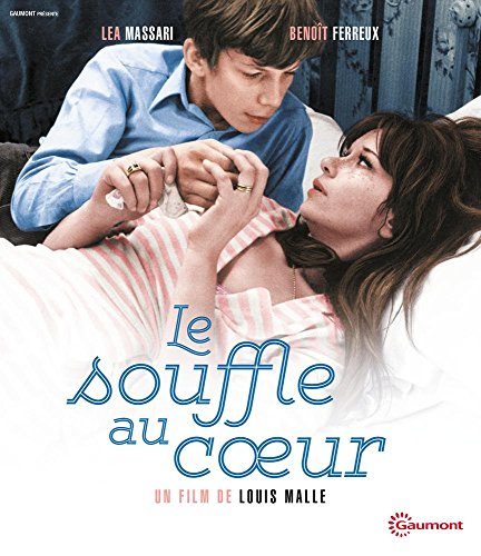 Harvest Souffle - Murmur of the Heart (1971) ( Le Souffle au coeur ) ( Dearest Love ) [ Blu-Ray, Reg.A/B/C Import - France ]