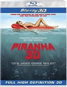 Piranha [Blu-ray 3D]