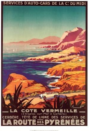 AEROSOL de tinte para Vermeille Póster por Pierre Commarmond ...