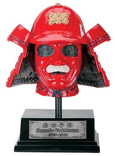 Japanese Samurai - Helmet - Sanada Yukimura - Collectible Figurine