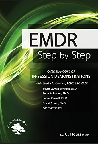 EMDR: Step by Step - In-Session Demonstrations by PESI Publishing & Media
