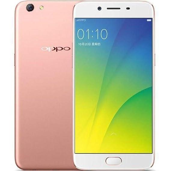OPPO R9S 4GB+64GB 16MP Camera Surprised Selfie Phone International Version  Rose Gold for girls
