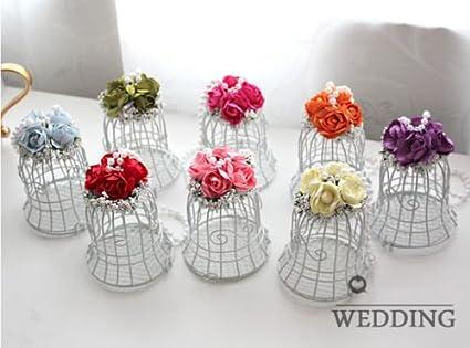 steampunk room decor.htm amazon com artlalic white bird cage wedding party gift box metal  artlalic white bird cage wedding party