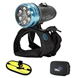 Light & Motion Sola Dive 1200 Light w/ Large Handstrap and Float Strap