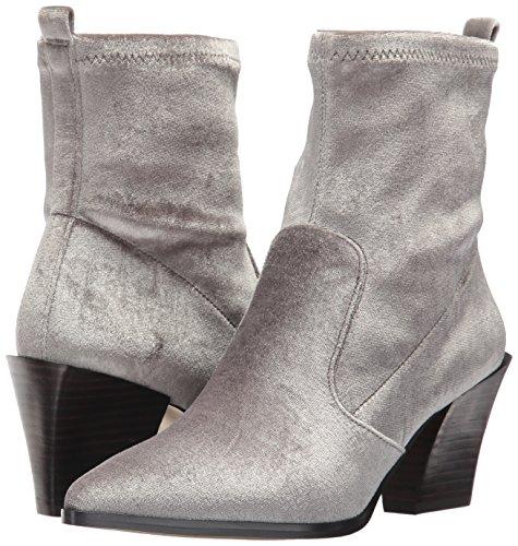 Fabric Botas Grey West Nine Talla Dark Mujeres pwW1gpqzY