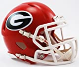 NCAA Georgia Bulldogs Speed Mini Helmet