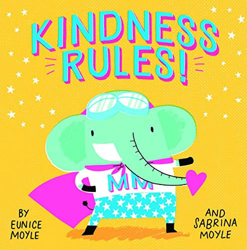 Kindness Rules! (A Hello!Lucky Book) (English Edition)