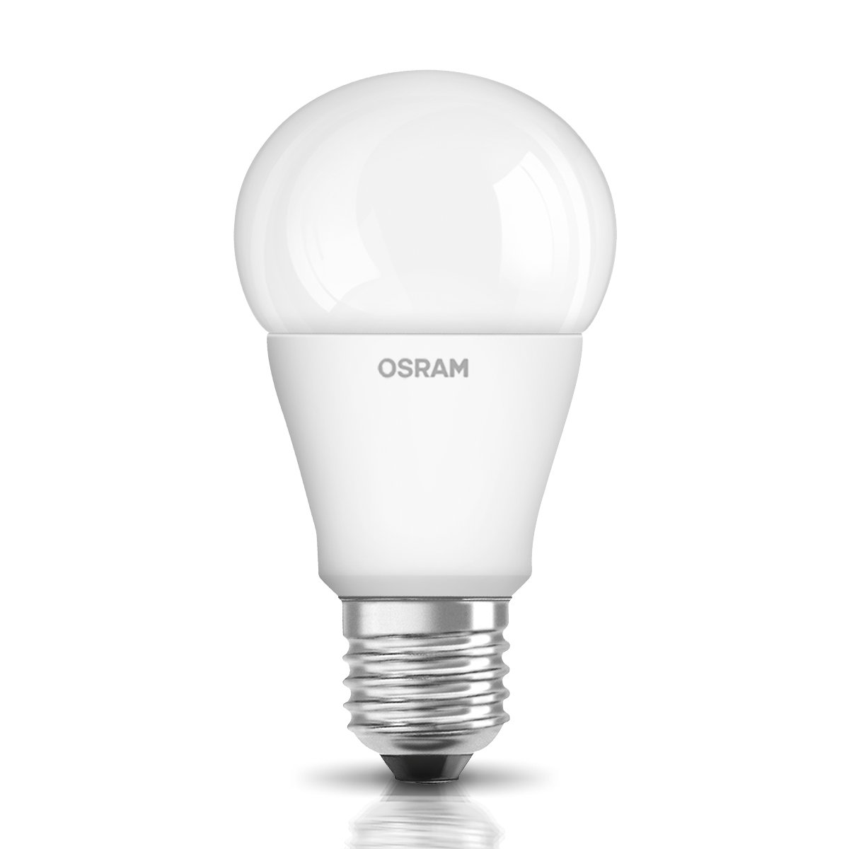 OSRAM ampoule LED dimmable E27 Superstar Classic A / 10 W - Equivalence incandescence 75 W, ampoule LED forme classique / mat, blanc froid - 4000K