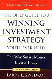 The Only Guide to a Winning Investment Strategy You'll Ever Need: The Way Smart Money Preserves Wealth Today (0312339879) | Amazon price tracker / tracking, Amazon price history charts, Amazon price watches, Amazon price drop alerts