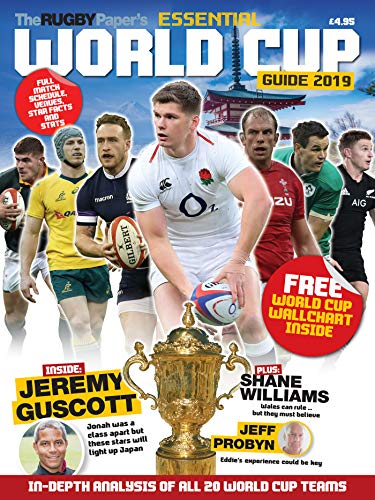 The Rugby Paper's Essential World Cup Guide 2019 por Nick Cain,Peter Jackson