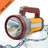 Best Spotlights - BIGSUN Super Bright LED Searchlight USB Rechargeable Outdoor Review