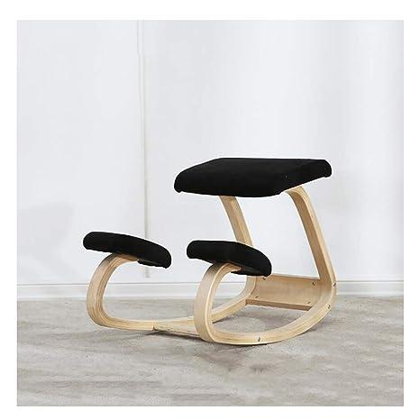 YOUDAN Silla de Oficina de Rodillas Silla ergonomica Oficina ...