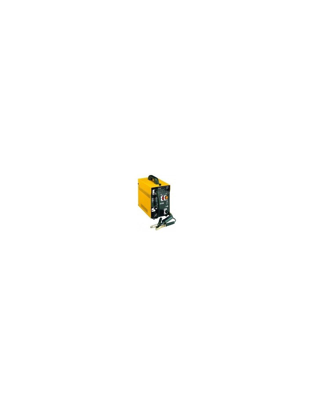 Torcia 140A Saldatrice Deca STARFLUX 130AC GASLESS 130 Amp 230V 50Hz