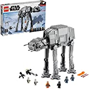 LEGO Star Wars AT-AT 75288 Building Kit, Fun Building Toy for Kids to Role-Play Exciting Missions in the Star